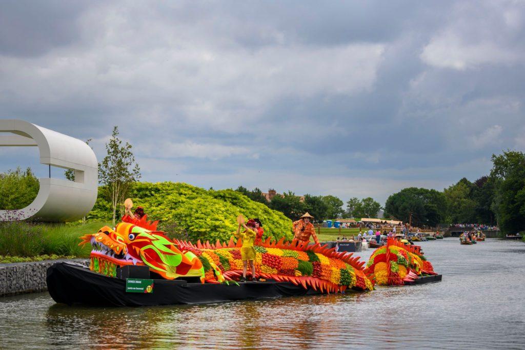 Corsoboot Honselersdijk 2019
